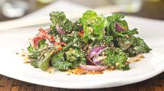 Dieses Rezept mit dem neuen Gemüse Flower Sprouts ®, eine Kreuzung aus Rosenkohl und Grünkohl, ist von der chinesischen Küche inspiriert. Die Gemüsepfanne kann mit Reis oder als Beilage zu Fleischgerichten serviert werden.  Zutaten    4 EL Öl