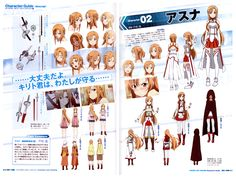 Sword Art Online the Perfect Guide: Animation Art Book - Anime Books