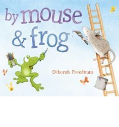 A spritely read-aloud about the challenges--and joys--of collaboration Fastidious Mouse has one idea about how to tell a story. Free-spirited Frog has another. What happens when Frog crashes into Mouse's story with some wild ideas? Chaos!...followed by the discovery that working together means being willing to compromise--and that listening to one another can lead to the most beautiful stories of all.