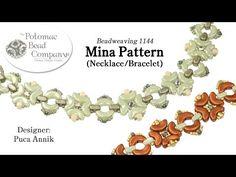 Mina Pattern (Puca) Tutorial - YouTube