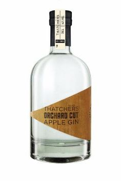 UK cider producer Thatchers has moved into spirits with the creation of its first apple-based gin brand. related to Product launches, Spirits, Alcohol Bottles, Liquor Bottles, Limoncello, Tequila, Gins Of The World, London Gin, Gin Distillery, Gin Tasting, Gin Brands