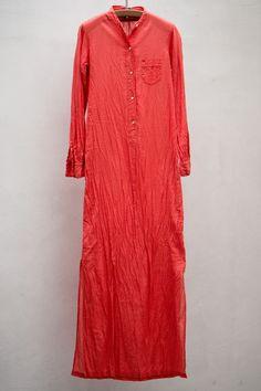 Long Beach Dress — Red