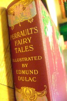 Perrault's Fairy Tales Illustrated by Edmond Dulac The Folio Society 2002 | eBay