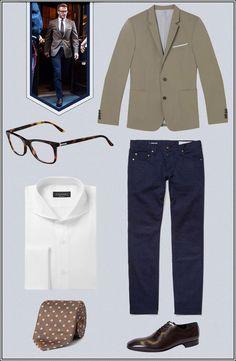 ICON LOOKS // David Beckham – Smart #Fashion #Style