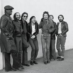 Bruce and the E street ...