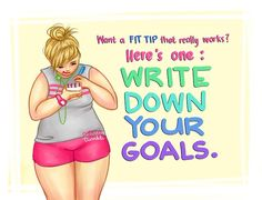 Work out loose weight planner