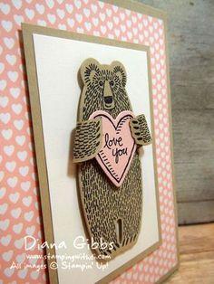 Bear Hugs Valentine