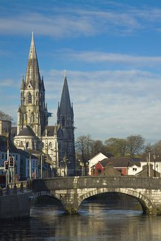 St Finbarrs Cathedral Co. Cork, Ireland