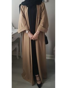 2019 Muslim Dress Kaftan Kimono Bangladesh Robe Musulmane Islamic Clothing Caftan Marocain Turkish UAE Eid Gift Part Abaya Fashion, Muslim Fashion, Modest Fashion, Kimono Fashion, Fashion Dresses, Hijab Fashion Inspiration, Mode Inspiration, Hijab Elegante, Estilo Abaya