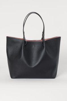 Handbag - Black - Ladies | H&M US