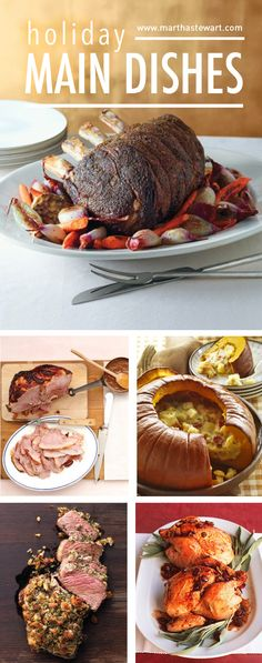 40 Mains to get you into the holiday spirit!