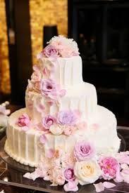 ウエディングケーキ 生花 - Google 検索