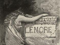 Mi recuerdo a Edgar Allan Poe: Leonora - TrianartsTrianarts