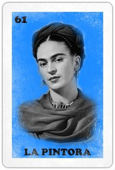 61 - La Pintora | Pintora is really just one of the many words to describe Frida Kahlo. Not only is she arguably Mexico's most famous artist, she was a socialist, a person with chronic pain, and openly bisexual at a time when sexuality (especially women's sexuality) was considered taboo. Her art continues to be a reminder of how beautifully horrifying life can be and a constant source of inspiration for all queer Latin@s who follow in her footsteps.