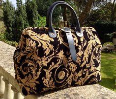 Carpet Bag by LondonJack