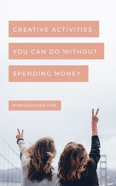 Whether you're on a budget, saving, unemployed, here are fun and productive things to do without spending money whether it's a money-free weekend or daily. Trade Clothes, Things To Do With Your Boyfriend, No Spend Challenge, Check Your Credit Score, Productive Things To Do, Financial Peace, Learn To Code, Creative Activities, Phone Photography