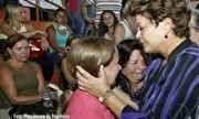 Bom Dia Brasil - Dilma Rousseff vai até Santa Maria e fala sobre tragédia | globo.tv