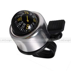 Bike Cycling Bicycle Ring Bell with Compass Ball