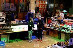 "Sneaker Zimmer bei ""Kicks in the Hall"" – Hallo Bielefeld! | Sneaker-Zimmer.de"