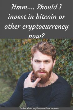 Is it worth investing in other cryptocurrency