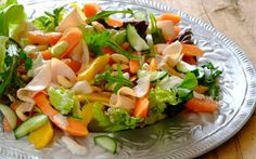 Smoked Chicken and Citrus Salad