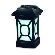 ThermaCELL Mosquito Repellent Patio Lantern-MR-9W at The Home Depot - For back yard - $24.92