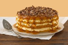 First pie, now this: A jaw-dropping cake with pecans, caramel and cream cheese seals pumpkin's place in the baking hall of fame as best ingredient ever.