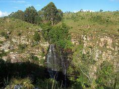Burundi - waterfall