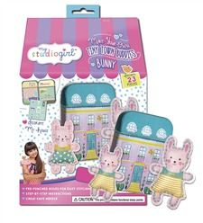 Tiny Town Bunnies Sewing Set