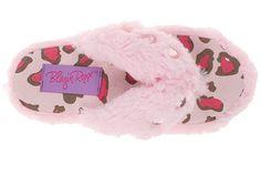 eeff0e56befb M F Western Kids Furry Flip Flop Slippers (Toddler Little Kid Big Kid)  Girls Shoes Pink