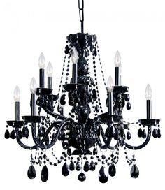 14 best black chandeliers images on pinterest black chandelier