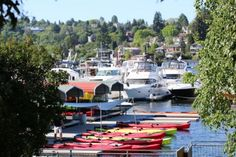 if you like to Kayak don't miss visiting the Agua Verde Paddle Club (and Cafe) in Seattle. Kayak around Lake Union to see all the boats, Gas Works Park, houseboats, Seattle skyline...the best way to see Seattle is by kayak! For more info about Seattle neighborhoods and restaurants follow this picture to link.  #seattlewashington #glutenfree  #seattletravel  #discoveryparkseattle  #kayak  #seattlerestaurants