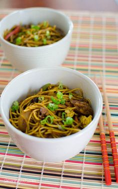 This recipe is Slimming World and Weight Watchers friendly Slimming Eats Recipe Serves 4 Extra Easy – 0.5 syns per serving Ingredients 4 chicken thighs, sliced into strips 200g of dried noodles 2 teaspoons of Malaysian Curry Powder (or just use a regular curry powder if you can't get this) 2 teaspoons of Sambal Oelek...Read More »