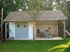 1b76fa7f2033dfb5dd89c5f4b2de0108 garden houses verandajpg - Garden Sheds With Veranda