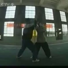 """Master Chen Bing explains the taiji concept of """"borrowing and avoiding an oppenent's incoming force"""" in the context of a demo of push hands applications. Tai Chi, The Borrowers, Chen, Martial Arts, Hands, Concept, Photo And Video, Usa, Instagram Posts"""