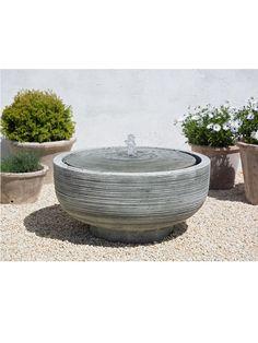 Girona Fountain - Garden Fountains & Outdoor Decor
