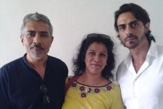 #arjun #rampal,prakash jha for #inkaar promotion #bollywood #celebrity #pune #bollywood #celebrity management