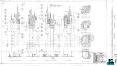 13 Best Hogwarts Castle & Grounds Floor Plans images