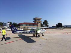 volando a #Vigo