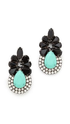 AUDEN Amelia Earrings. These are like the most cutest thing I've ever seen.