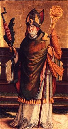 Popularly known as St Elmo, this early saint was Bishop of Formiae in Italy. When the Christians were being persecuted under Emperor Diocletian acc. Catholic News, Catholic Saints, Patron Saints, Roman Catholic, Elmo, Today's Saint, Saints And Sinners, Christian Prayers, Religious Images