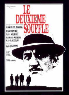 Jean-Pierre Melville, Le Deuxieme souffle -1966-
