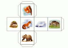 тематичексая неделя дикие животные Language Activities, Toddler Activities, Story Cubes, Diy And Crafts, Crafts For Kids, Pattern Coloring Pages, Educational Games, Kids Health, Diy Toys