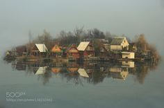 The Island fishing by GaborBecze via http://ift.tt/1QQfZMA