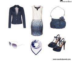 Buenos días!! Nuevo post, todos los detalles y fotos los tenéis en http://wardrobeweb.com/saturday-blue-day/ Feliz sábado chicas!!