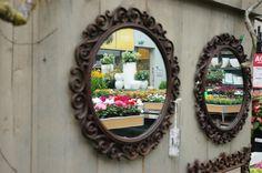 Een kijkje in de 'tuin'