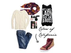 Vuoi essere sempre alla moda anche con un jeans e un maglione? Basta indossare una delle nostre sneaker Colors of California!