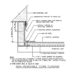 Pipe Penetration At Roof 2d Autocad Details Cad