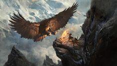 ArtStation - Secret Pass - Eagle Nest, Greg Rutkowski