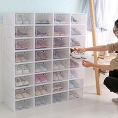New Drawer Type Shoe Box – Cute Panda Store